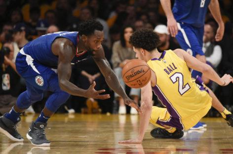 NBA: Koniec sezonu dla rozgrywającego Clippers