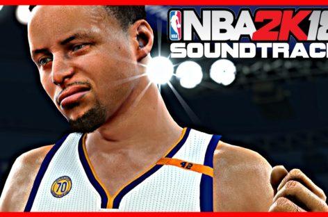 Pięć najlepszych kawałków z soundtracku NBA2K18