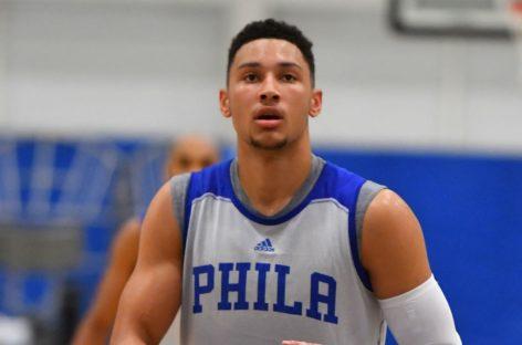 Wyniki NBA: Triple-double  Simmonsa. Druga połowa Irvinga