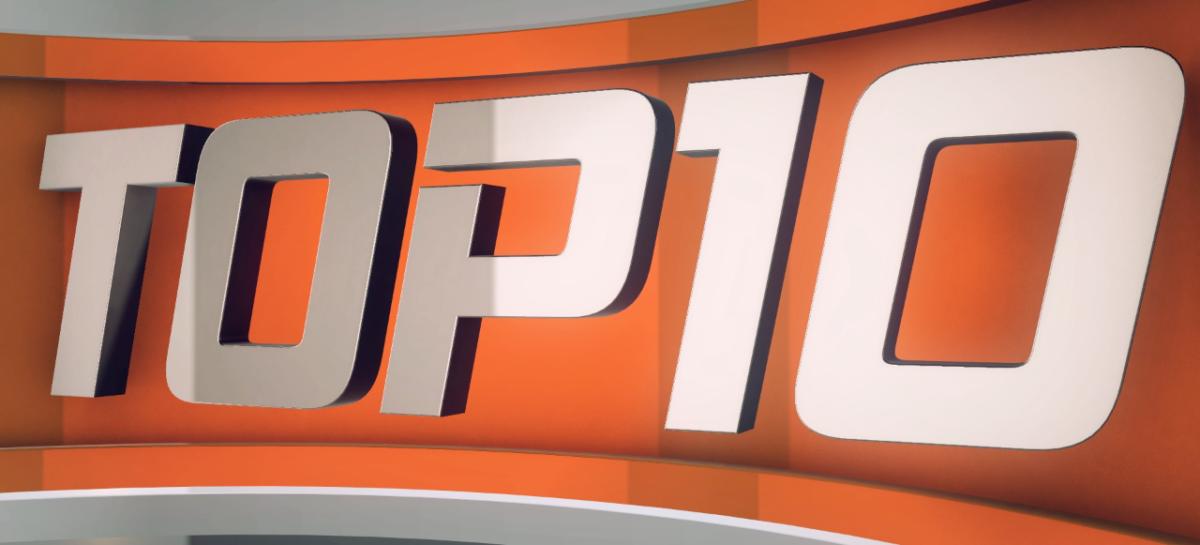 Video: TOP10 6. tygodnia PLK 2017/18