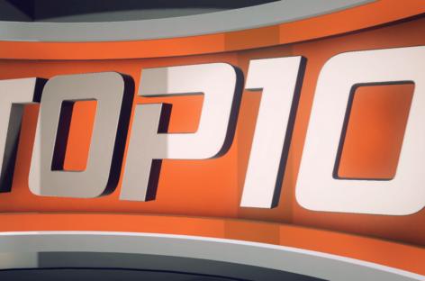 Video: TOP10 8. tygodnia PLK 2017/18
