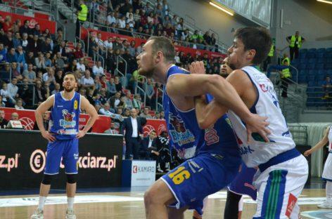 EBL: BM Slam Stal wygrywa w Gdyni po dogrywce