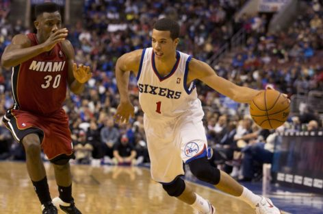 Pierwszy mecz w NBA – Michael Carter-Williams