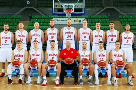 Reprezentacja Polski: Awans Polaków w rankingu FIBA
