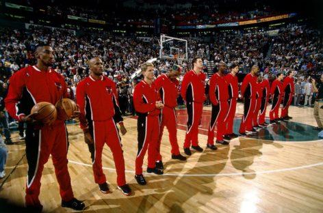 Sezon 1995/1996 – Dominacja Chicago Bulls