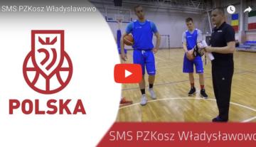 Video: Jak szkoli się koszykarzy w SMS PZKosz Władysławowo?