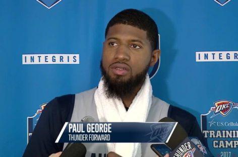 George: Mamy wiele czasu, żeby się poprawić