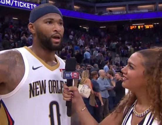 Wyniki NBA: Cousins z niesamowitym triple-double, 40 punktów Wigginsa!