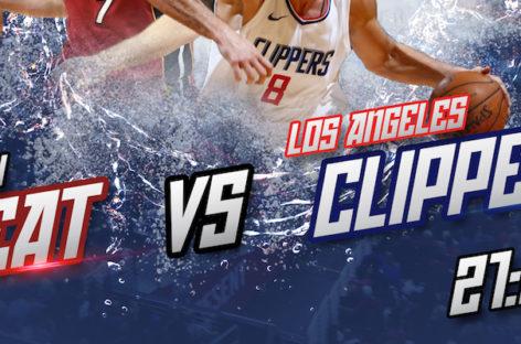 Weekend z NBA w Canal+ Sport 2! Mecze w sobotę i niedzielę wieczorem!