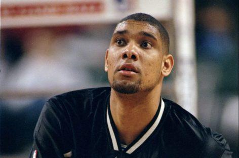 Pierwszy mecz w NBA – Tim Duncan