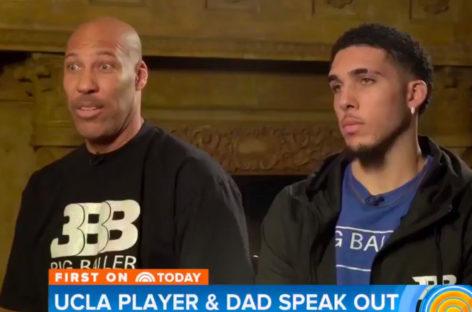 NBA: Rodzina Ball wylądowała na Litwie
