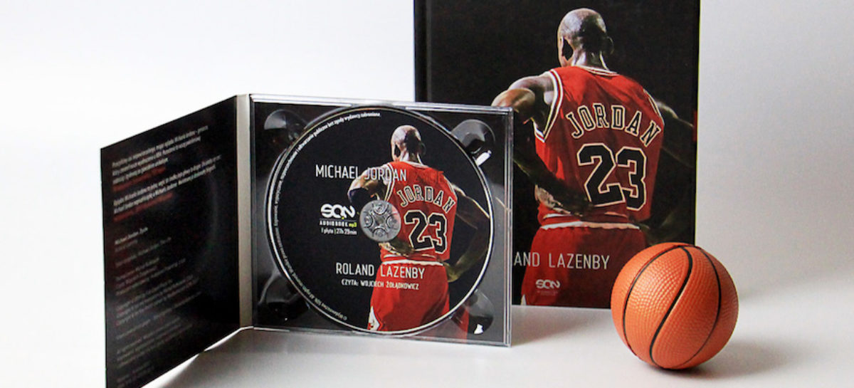 Pierwszy w Polsce koszykarski audiobook dla fanów NBA! Posłuchaj!