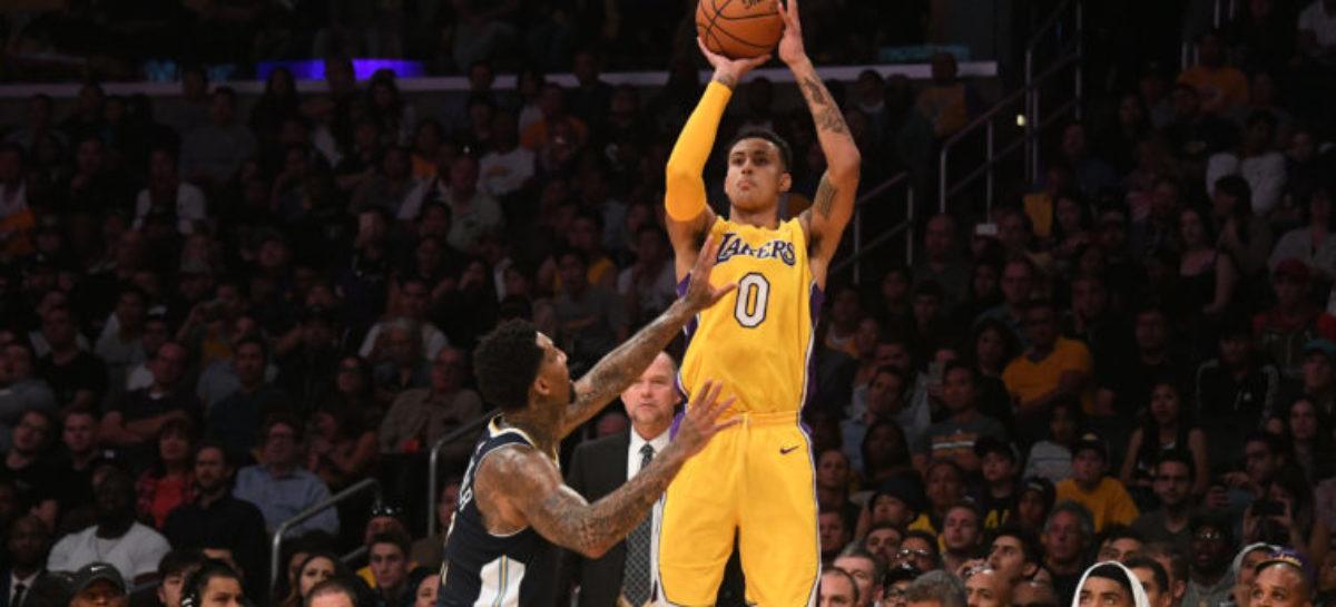 NBA: Kuzma broni Waltona