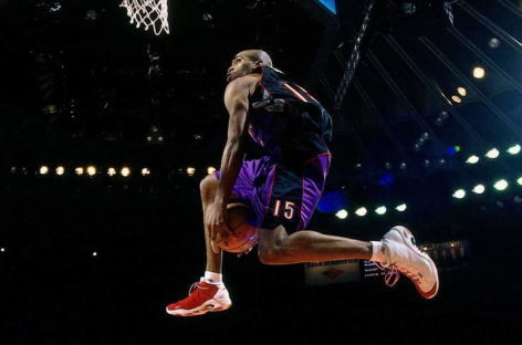 2000 Slam Dunk Contest – Vince Carter show!