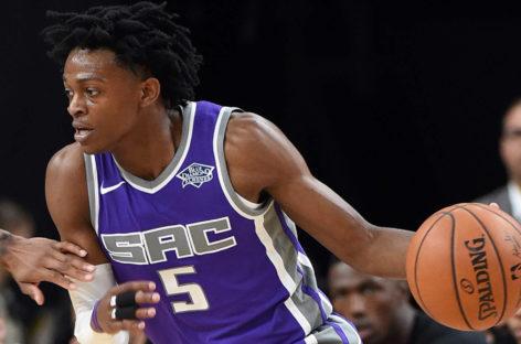 NBA: Pierwszoroczniak Kings kontuzjowany