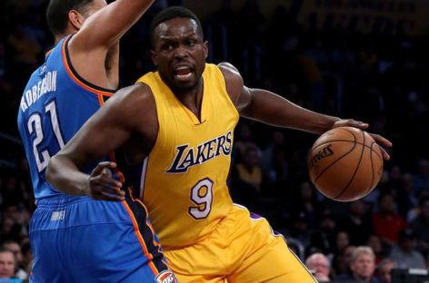 NBA: Lakers się poddali