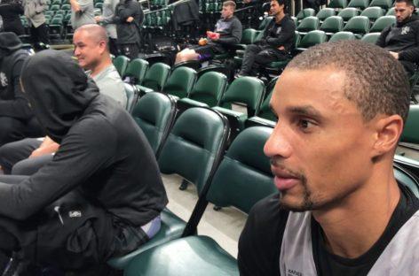 NBA: Hill wkurzony, bo obiecano mu play-offy