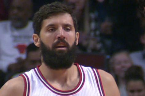 Wyniki NBA: Bulls znowu zaskakują, Rockets już 11-0