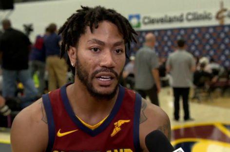 NBA: Rose bliski powrotu do Cavs