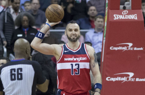 NBA: Wizards chcą handlować Marcinem Gortatem
