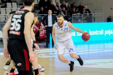 EBL: AZS, TBV Start i Stelmet Enea BC lepsze w sobotnich meczach