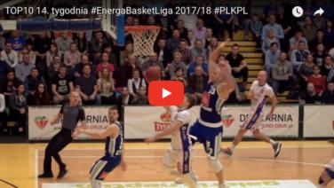 TOP10 Energa Basket Ligi: Szewcu nadleciał, ale ten rzut!