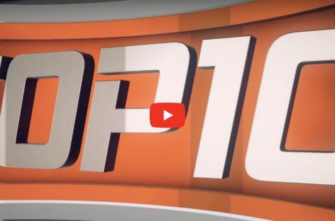 Video: TOP10 17. tygodnia Energa Basket Ligi