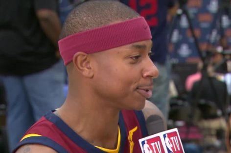 NBA: Trener Cavs zaprzecza słowom Isaiah