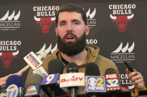NBA: Mirotić nie wycofał się z prośby transferu