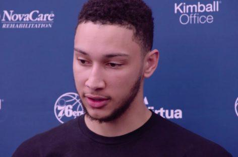 NBA: Simmons sfrustrowany, chce być All-Starem