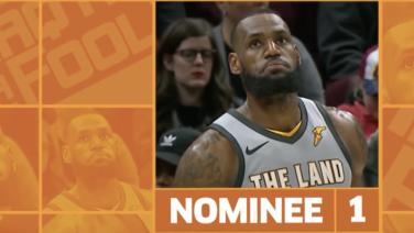 NBA: LeBron dwa razy w Shaqtin!