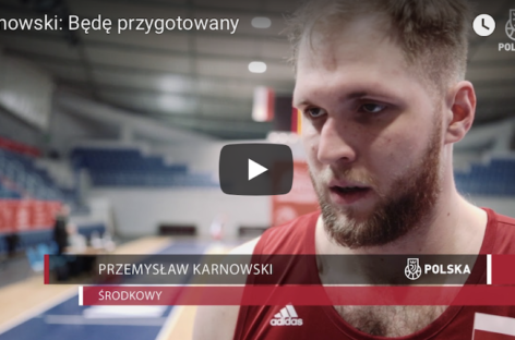 Mówią zawodnicy reprezentacji Polski przed piątkowym meczem
