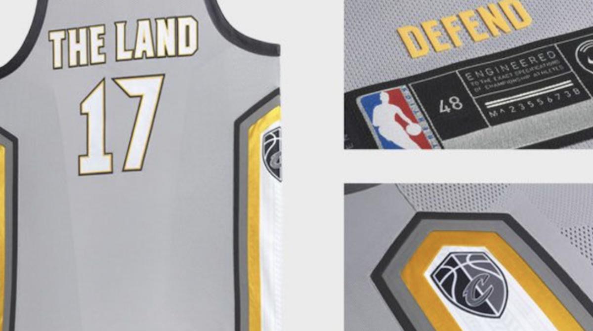 Nowe koszulki meczowe NBA w oficjalnym sklepie Nike