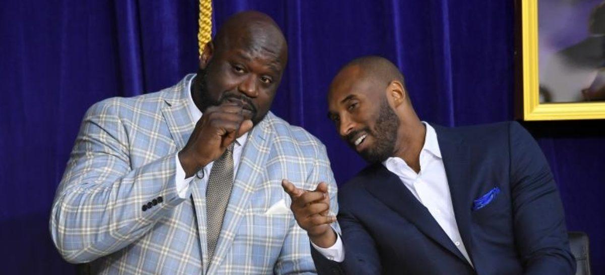 NBA: O'Neal przeprosił Bryanta