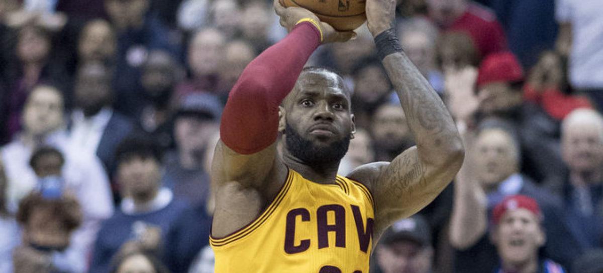 NBA: LeBron James zadowolony ze zmian w Cleveland