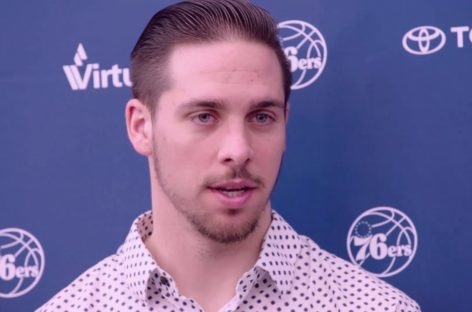 NBA: Godne podziwu osiągnięcie rezerwowego Sixers