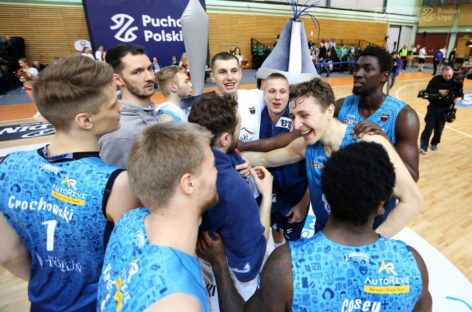 PP: Polski Cukier Toruń awansował do finału Pucharu Polski