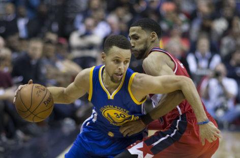 NBA: Curry nabałaganił