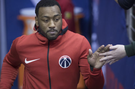 NBA: Wall robi postępy