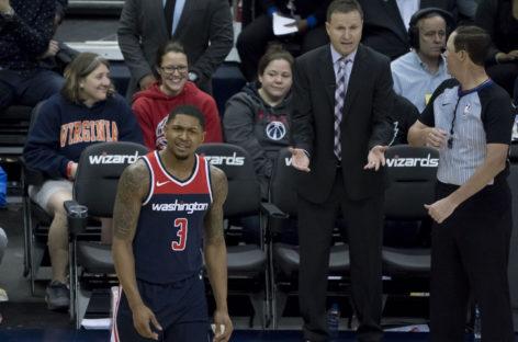 Wyniki NBA: 4 kwarta T-Wolves. Towns zdominował Gortata