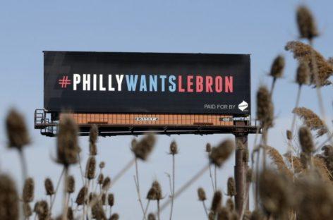 NBA: Walka na billboardy