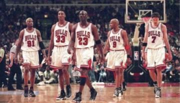 Historia NBA: Bulls – Rockets z 1996 roku w TVP2