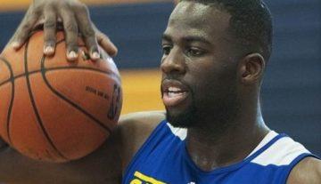 NBA: Durant, Curry, Thompson poza grą, teraz Green?