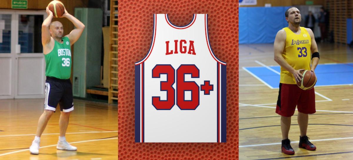 Dla pamiętających Michaela Jordana – ruszyła nietypowa liga koszykarska