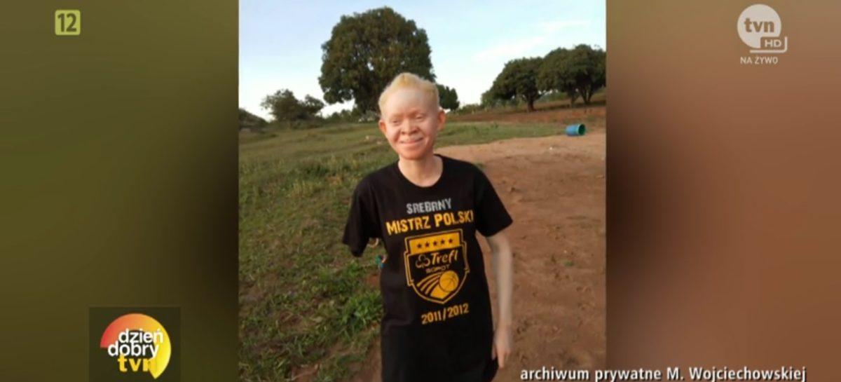 Koszulka Trefla na afrykańskiej ziemi