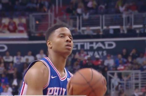 NBA: Co z powrotem Fultza? Wygląda dobrze
