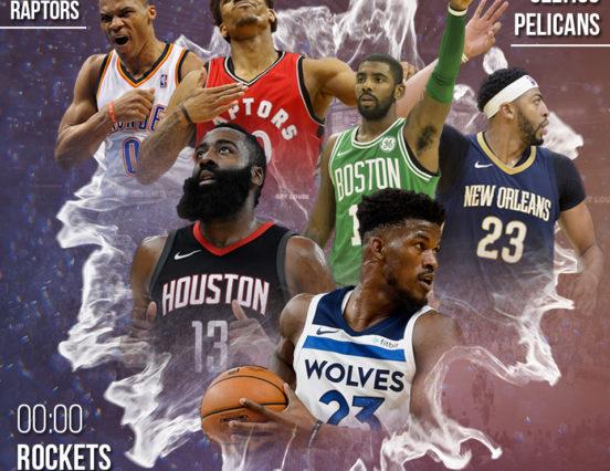 Wieczór z NBA już od godz. 18:00! Raptors z nowym rekordem?