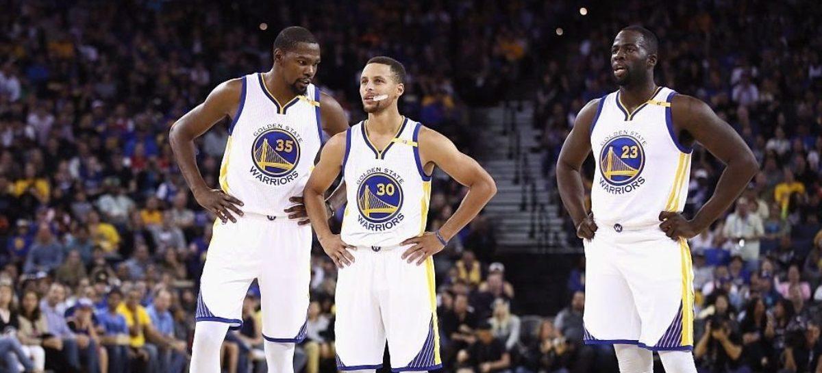 NBA: Warriors odwołali trening, bo… zabalowali