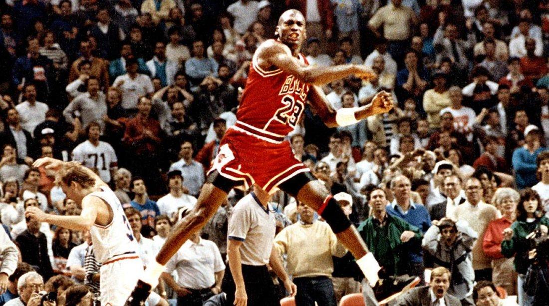 sprzedaż online zamówienie Najlepsze miejsce Historia NBA: 29 lat temu Michael Jordan oddał TEN RZUT ...