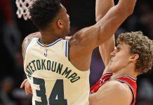 Gwiazdy umawiające się z graczami NBA